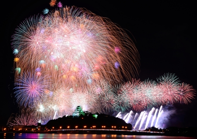 7月:九州花火大会