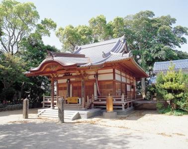 1月:竹崎観世音寺修正会鬼祭り