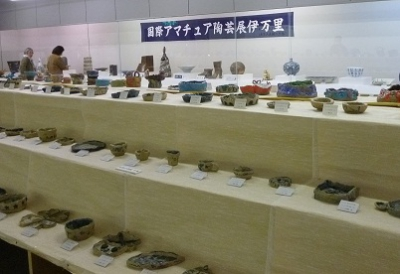 Mar-Apr: International Amateur Pottery Exhibition in Imari