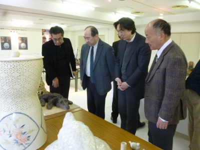 3月-4月:国際アマチュア陶芸展伊万里