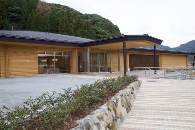URESHINO Tea Exchange Hall CHAOSHIRU
