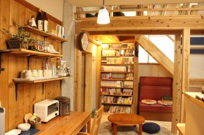 Karatsu Guesthouse Saga Manga Hall for Girls