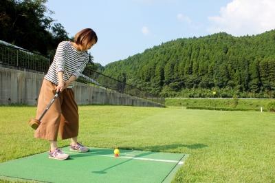 神水川(しおいがわ)パークゴルフ場 SHIOIーGAWA PARK GOLF CLUB