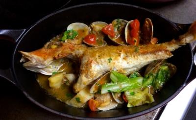 French Cuisine Bouillon