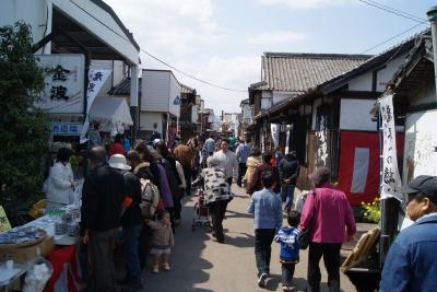 3月:鹿島酒蔵ツーリズム