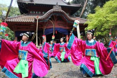 10月:多久聖廟 秋季釈菜
