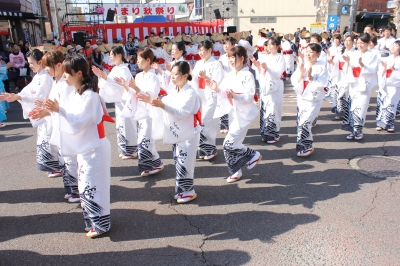 10月:伊万里トンテントン祭り