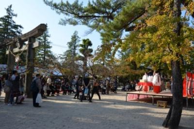 10月:とす長崎街道まつり