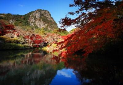 11月-12月:御船山楽園の紅葉