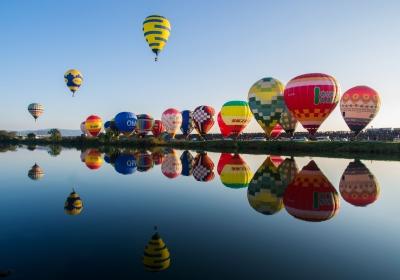 Nov:Saga International Balloon Fiesta