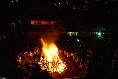 12月:祐徳稲荷神社お火たき