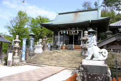 Touzan Shrine  (Sueyama Shrine)