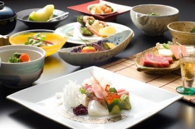 Seasonal dish Uoki