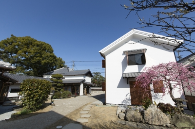 The Old House of the Morinaga's