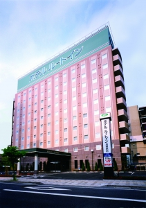This hotel is a perfect place to stay for both business and sightseeing. They accommodate large groups. Complimentary breakfast buffet includes a wide range of menu selections. It's only a minute walk from Tosu Station.