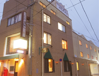 This is a highly convenient hotel which is only 8 minutes away by walk from JR Takeo Station. Northern European Style rooms are also available.
