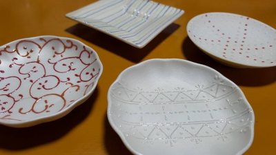 With a traditional technique, we produce and sell contemporary works of Arita ware. 