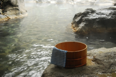 """Relax in a Hot Spring"" Course"