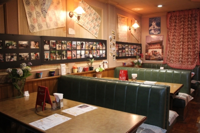 Coffee Shop and Variety Store Nakamuraya