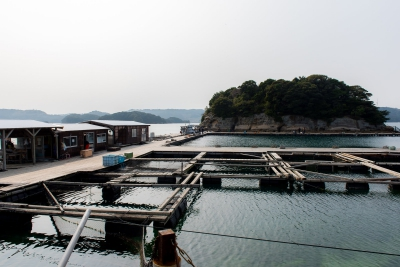 Kariya Bay Yugyo (Fishing) Center