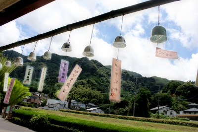 Jun-Aug:Wind Bell Festival
