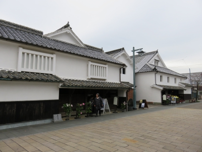 Preservation District of Groups of Traditional Buildings
