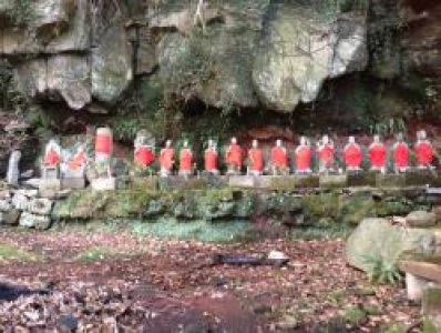 The Buddhist Staues of Gongensan and 13 Jizo in Nishiyoshida [Olle]