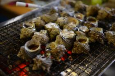 Turban Shell Grill Stall [Olle]