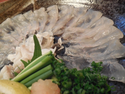 There is plenty for fresh seafood of Karatsu available. In addition to